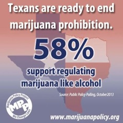 Texas Supports Legalization